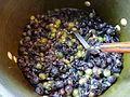 Grape Jam - Mashing Concord grapes.jpg