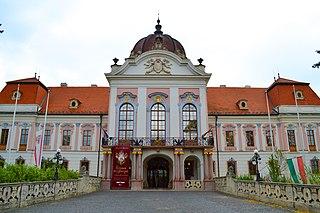 Royal Palace of Gödöllő