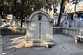 Grave of Bian Zhangwu at Babaoshan (20191204145521).jpg