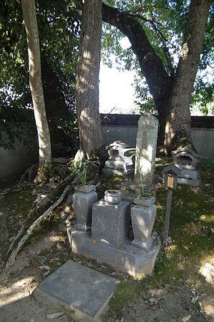 Takenaka Shigeharu - Grave of Takenaka Shigeharu