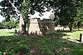 Graveyard shelter - geograph.org.uk - 948960.jpg