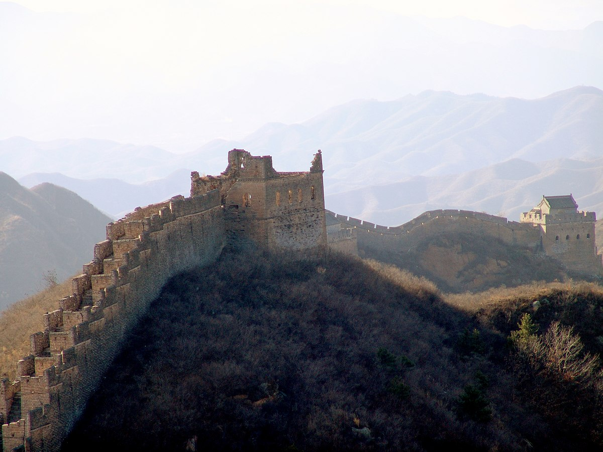 What Does Great Wall Of China Tattoo Symbolize: Simple English Wikipedia, The Free