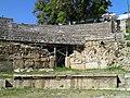 Greek Theatre built in 200 BC, Lychnidos, Ohrid, Republic of Macedonia FYROM (8397101267).jpg