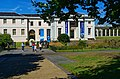 Greenwich Park - View NNW on backside of National Maritime Museum.jpg