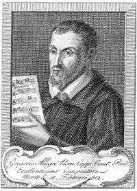 Gregorio Allegri (Quelle: Wikimedia)