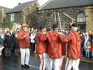 Long Sword dance