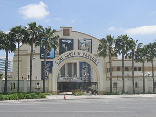 City National Grove of Anaheim music venue in Anaheim, California, United States