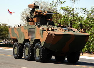 VBTP-MR Guarani Armoured personnel carrier