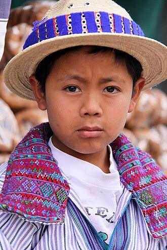 Todos Santos Cuchumatán - Image: Guatemala todos santos 3145a