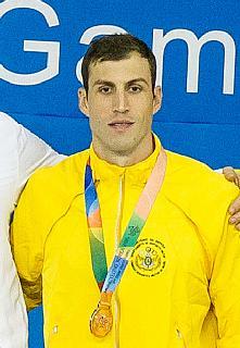 Guilherme Guido swimmer