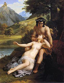 Acis and Galatea Ancient Greek myth