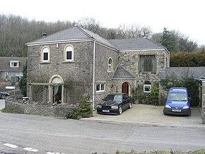 Binegar - Gurney Slade (Binegar) Former Chapel.