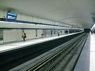 Guy-Concordia station - Image: Guy Concordia