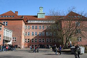 Gymnasium Wellingdorf