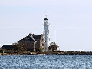 Högby Lighthouse - Högby Lighthouse