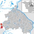Hönow (Hoppegarten Map MOL).png