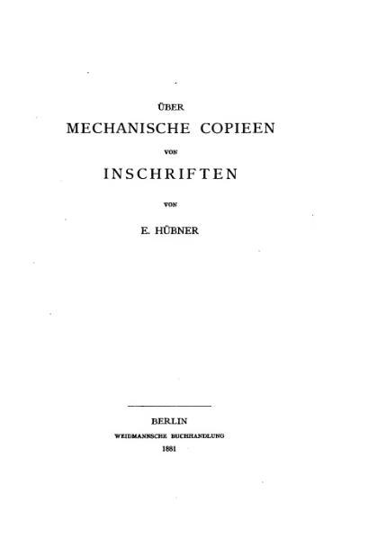 File:Hübner Über mechanische Copieen von Inschriften.djvu