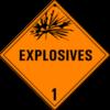 Loại 1: Chất nổ
