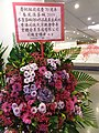 HKCL 銅鑼灣 CWB 香港中央圖書館 Hong Kong Central Library 展覽廳 Exhibition Gallery flowers March 2016 SSG 11.jpg