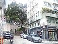 HK 上環 Sheung Wan 差館上街 Upper Station Street 太平山街 Tai Ping Shan Street 太山樓 Tai Shan House shop Feb-2018 Lnv2 01.jpg