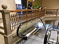 HK 上環 Sheung Wan 新紀元廣場 Grand Millennium Plaza mall fence n escalators June-2012.JPG
