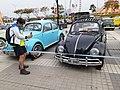 HK 中環 Central 愛丁堡廣場 Edinburgh Place 香港車會嘉年華 Motoring Clubs' Festival outdoor exhibition January 2020 SS14 Volkswagen Beetle VW Bug in Hong Kong.jpg