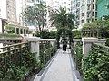 HK 灣仔 Wan Chai 囍匯 The Avenue Rooftop Garden terrace Oct 2017 IX1 08.jpg