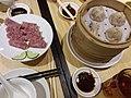 HK CWB Times Square basement mall 翡翠拉麵小籠包 Crystal Jade La Mian Xiao Long Bao food August 2018 SSG 02.jpg