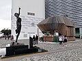 HK TST 尖沙咀海濱 Tsim Sha Tsui Waterfront Promenade 梳士巴利花園 Salisbury Garden 香港星光大道 Avenue of Arts 香港電影金像獎 Hong Kong Film Awards statute March 2020 SS2 01.jpg
