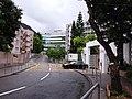 HK WCH 黃竹坑醫院 Wong Chuk Hang Hospital Complex 黃竹坑徑 Wong Chuk Hang Path August 2018 SSG 12.jpg