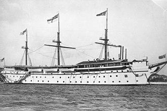 HMAS Tingira - Image: HMAS Tingira 1912