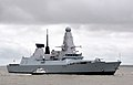 HMS Defender Returning to Portsmouth MOD 45158248.jpg