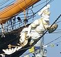 HMS Warrior Figurehead - geograph.org.uk - 548079.jpg