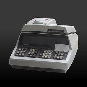 Hewlett-Packard 9100A - Image: HP9100A IMG 0393