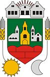 Coat of arms of Szerecseny