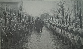 1920 Schleswig plebiscites - French troops stationed as a security force