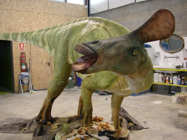 Hadrosaure