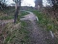 Hail Stones At The End Of Birker Lane - geograph.org.uk - 723678.jpg