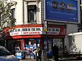 Hair of the Dog off licence, North End Road, Fulham, London 01.jpg
