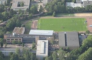 Halepaghen Grammar School - Image: Halepaghen Schule 1