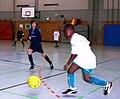 Hallenfussball soccer D-Jugend Wacker Muenchen.jpg
