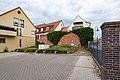Hallesche Straße 38, Stadtmauer, von Westen Delitzsch 20180813 001.jpg