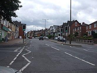 Handsworth Road - Handsworth Road