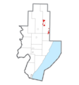 Hannahville Indian Community location.png