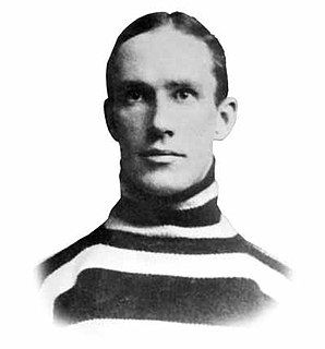 Harvey Pulford Canadian ice hockey player