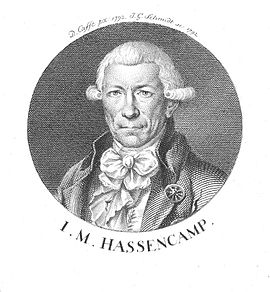 Johann Matthäus Hassencamp
