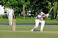 Hatfield Heath CC v. Netteswell CC on Hatfield Heath village green, Essex, England 54.jpg