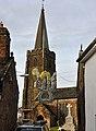 Hatherleigh church and angel.jpg