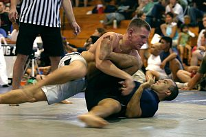 Grappling - Hawaiian State Grappling Championships, August 2004.