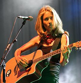 Heather Nova live in Hanau, Duitsland 2005